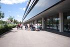 Hochschule Neu Ulm  Hnu  Hauptgeb Ude Mit Blick Nach Westen